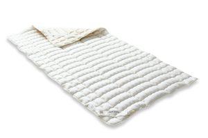 Surmatelas laine top confort